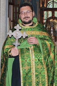 Священник Михаил Заичкин