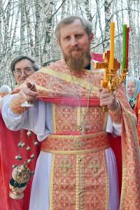 Священник Сергий Гирилович