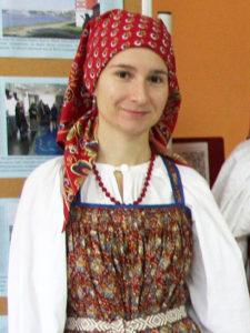 Анастасия Симионовна Касиян