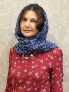 Лариса Александровна Захарова
