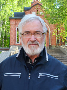 Виктор Иванович Устинов