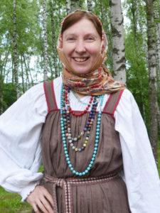 Татьяна Юрьевна Крюкова